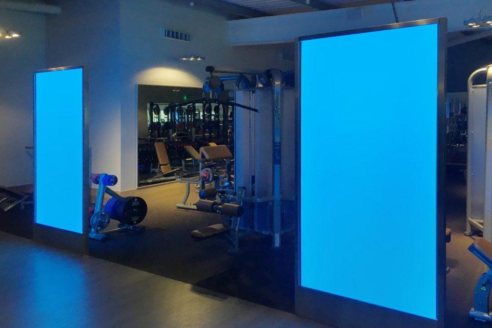 RGB LED Light Panels